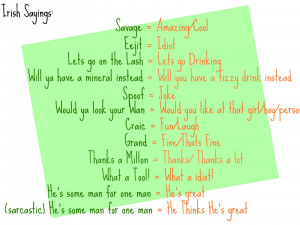 Funny Irish Quotes And Sayings