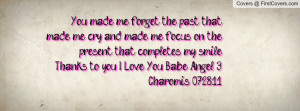 your my babe quotes