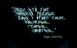 Poe Quotes 7, A picture with a Edgar Allan Poe quote. Edgar Allan Poe ...