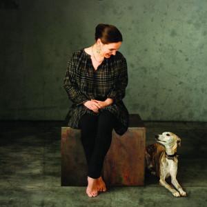 Madeleine Peyroux Standing...