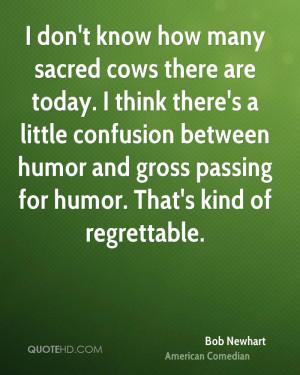 Bob Newhart Humor Quotes