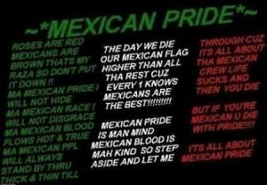 mexican pride Image