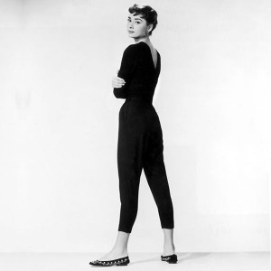 Dance, expression and Audrey Hepburn
