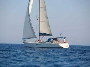 Corfu Sailing Yacht Charters
