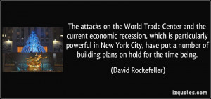More David Rockefeller Quotes