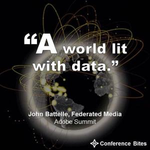 John Battelle at Adobe Summit