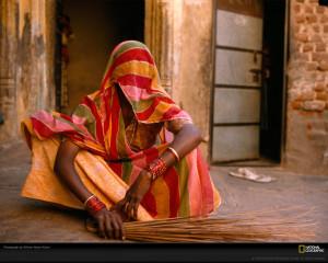 Untouchable Woman, India, 2003