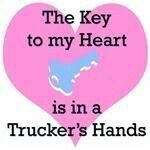 Truckers Wives Sayings | Pinned by Kym Crowe