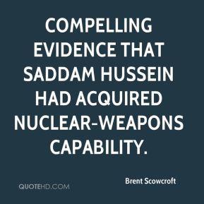 Saddam Quotes