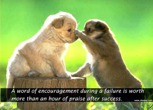 Motivational Quotes-A word of encouragement