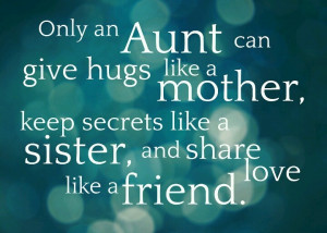 miss my Aunt Shanny so much.