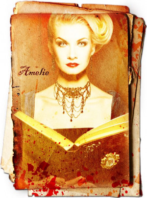 Amelie - The Morganville Vampires by Rachel Caine