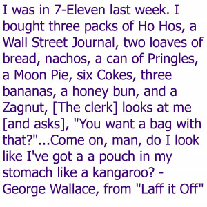George Wallace is the Funniest Man In America
