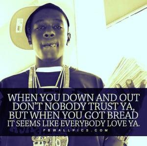 Lil Boosie Quotes