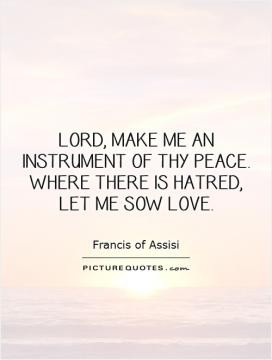 Wisdom Quotes Charity Quotes Francis Of Assisi Quotes