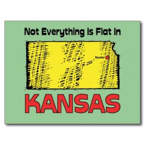 kansas_motto_not_everything_is_flat_in_ks_postcard ...