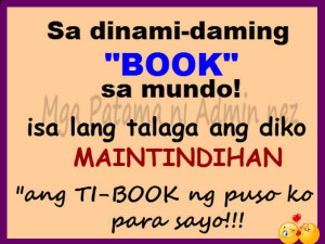Tagalog Funny Love Quotes And Pinoy Sayings Boy Banat Pictures