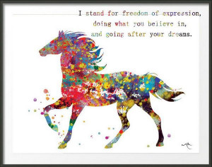 ... dreams. Always be free to imagine, dream your dream and turn it into