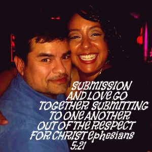 Quotes Picture: submission and love go together submitting to one ...