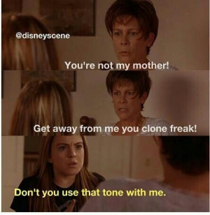 freaky #friday #movie #quotes #classic #lindsay #lohan