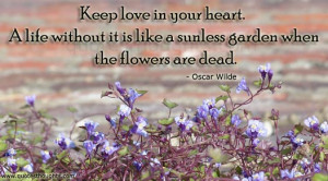 Love Quotes-Thoughts-Oscar Wilde-Best Quotes-Nice Quotes