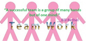 Positive Teamwork Quotes Teamwork quotes