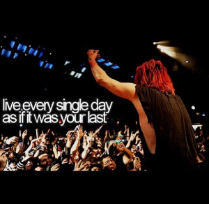 inspirational my chemical romance quote