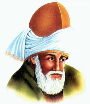 Tokoh Sufi Jalaluddin Rumi