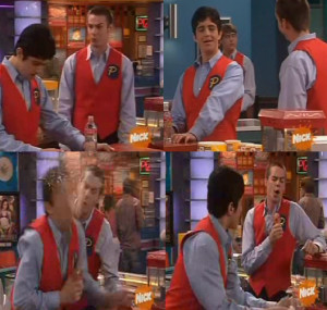 Crazy Steve: Well you know, I also struggle with an anger problem.Josh ...