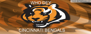 Cincinnati Bengals cover