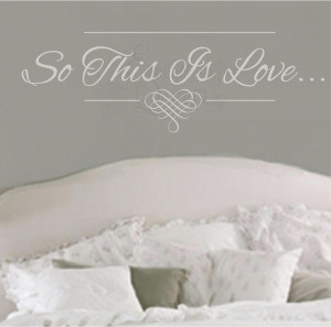 Bedroom Wall Quotes | Vinyl Wall Decals, Love Quotes