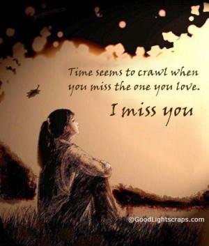 miss you scraps for orkut, I'm missing you myspace comments, I miss u ...