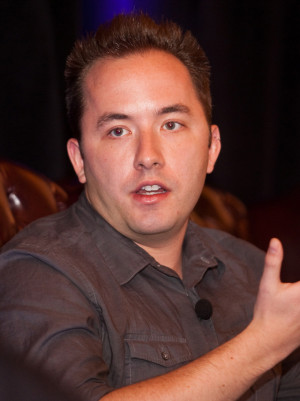 Drew Houston's photo.