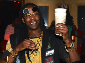 Chainz Celebrates 8 BET Nods at Miami's Dream Nightclub