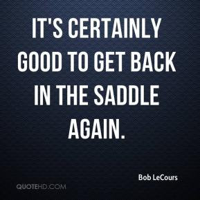 Saddle Quotes