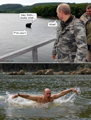 Funny Vladimir Putin (17 Pics)