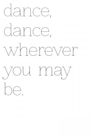 39 m a Dancer Quotes