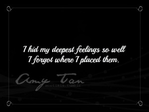 Amy Tan Quotes (Images)