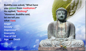 Back > Gallery For > Buddhist Meditation Quotes