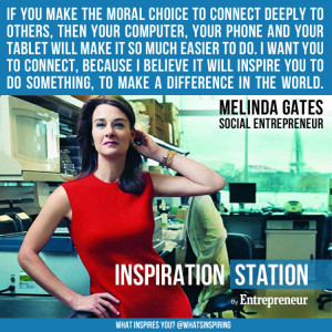for quotes by Melinda Gates. You can to use those 8 images of quotes ...