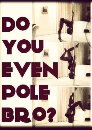 Do you even pole bro?! Pole fitness's negative stereotypes drive me ...