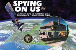 10 Ways Satellites Are Used To Spy On You