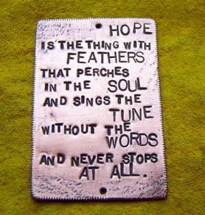 Top 60 Hope Quotes