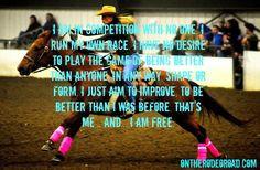 barrel racer more barrels racing s 3 cowgirls quotes barrels racers ...