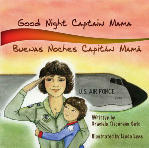 Goodnight Captain Mama – Book only