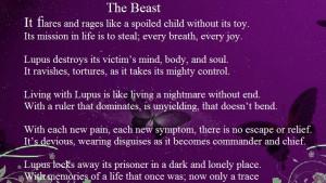 Poem About Lupus
