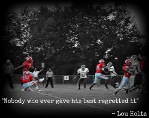 high school football quotes