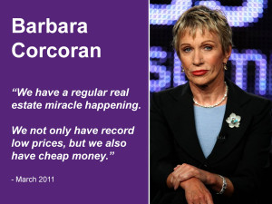 Image search: Barbara Corcoran