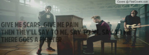 Gym Class Heroes-The Fighter Profile Facebook Covers
