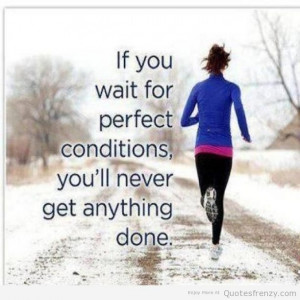 ... running in the snow inspiratiinal running snow quote running image
